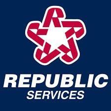 Republic waste logo