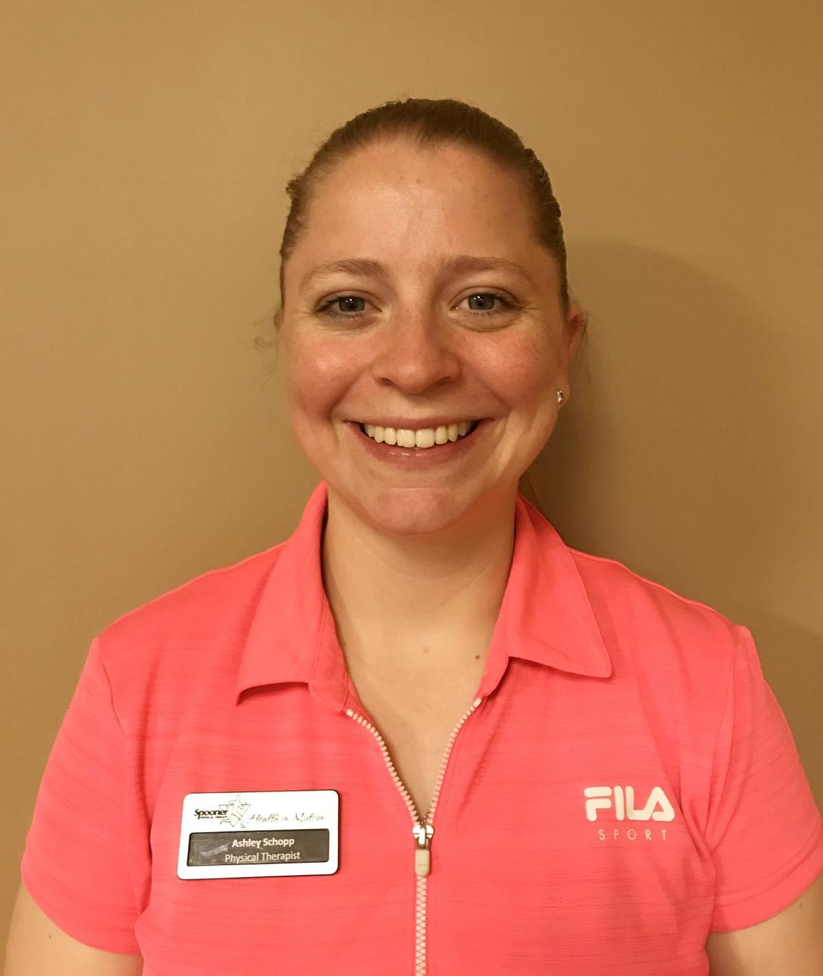 Two New Team Members At Spooner Physical Therapy Business Fhtimes Com