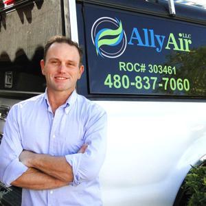 Ally Air ad