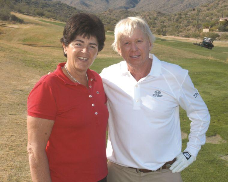 Anne Marie Palli Anne Marie Palli joins Jim McLean Golf School Local Sports