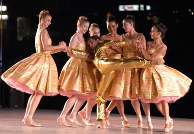 Ballet Under the Stars next week | Local News | fhtimes com