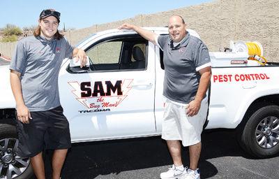 Sam the Bug Man