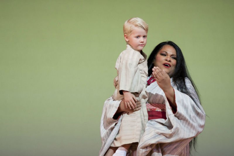 """""""Madama Butterfly"""" Brings Students to The San Diego Opera"""