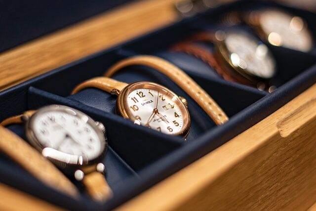 How to Safely Store Your Luxury Watch Collection