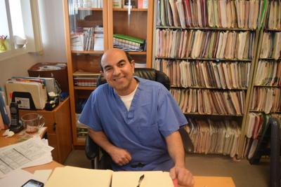 Cardiologist Dr. Alborz Hassankhani
