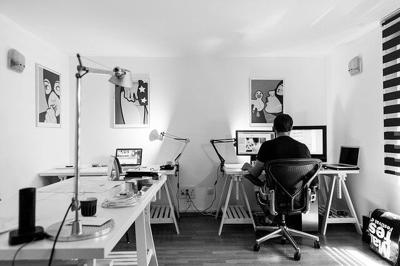 Hygge Home Office – Cosy Productivity