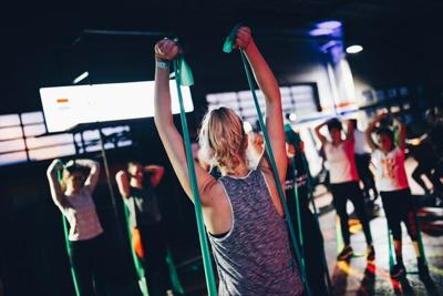 Top 4 Health Benefits Of Working Out With A Crowd