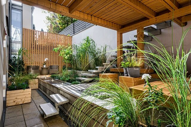 Things to remember while designing outdoors