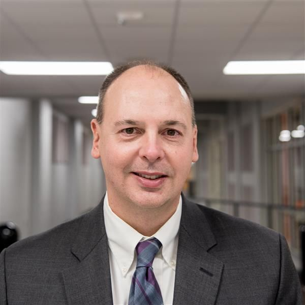 OSD business manager Andy Weiland