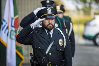 City of Fitchburg holds a 9/11 rememberance ceremony