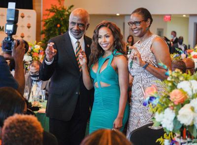 FAMU President Wife and KJ