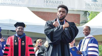Howard names college after Chadwick Boseman