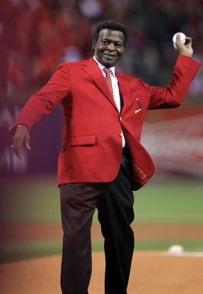 Royals' Mike Matheny will remember Lou Brock's off-field greatness more than anything