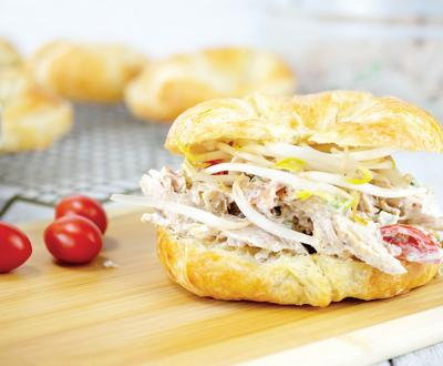 An elevated sandwich for any occasion