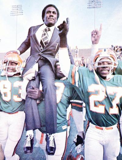 Coach Rudy Hubbard