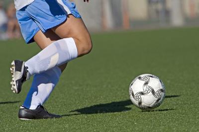 Transgender soccer photo