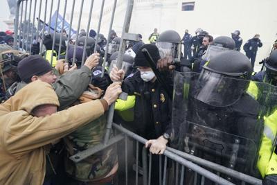 January 6 riot photo
