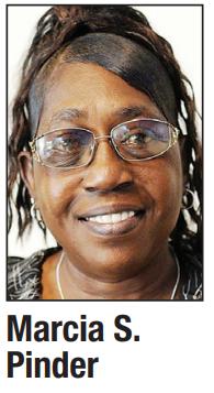 Dillard coaching legend Marcia Pinder dies