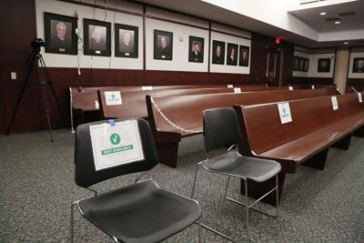 Florida courts to drop mask, distancing requirements