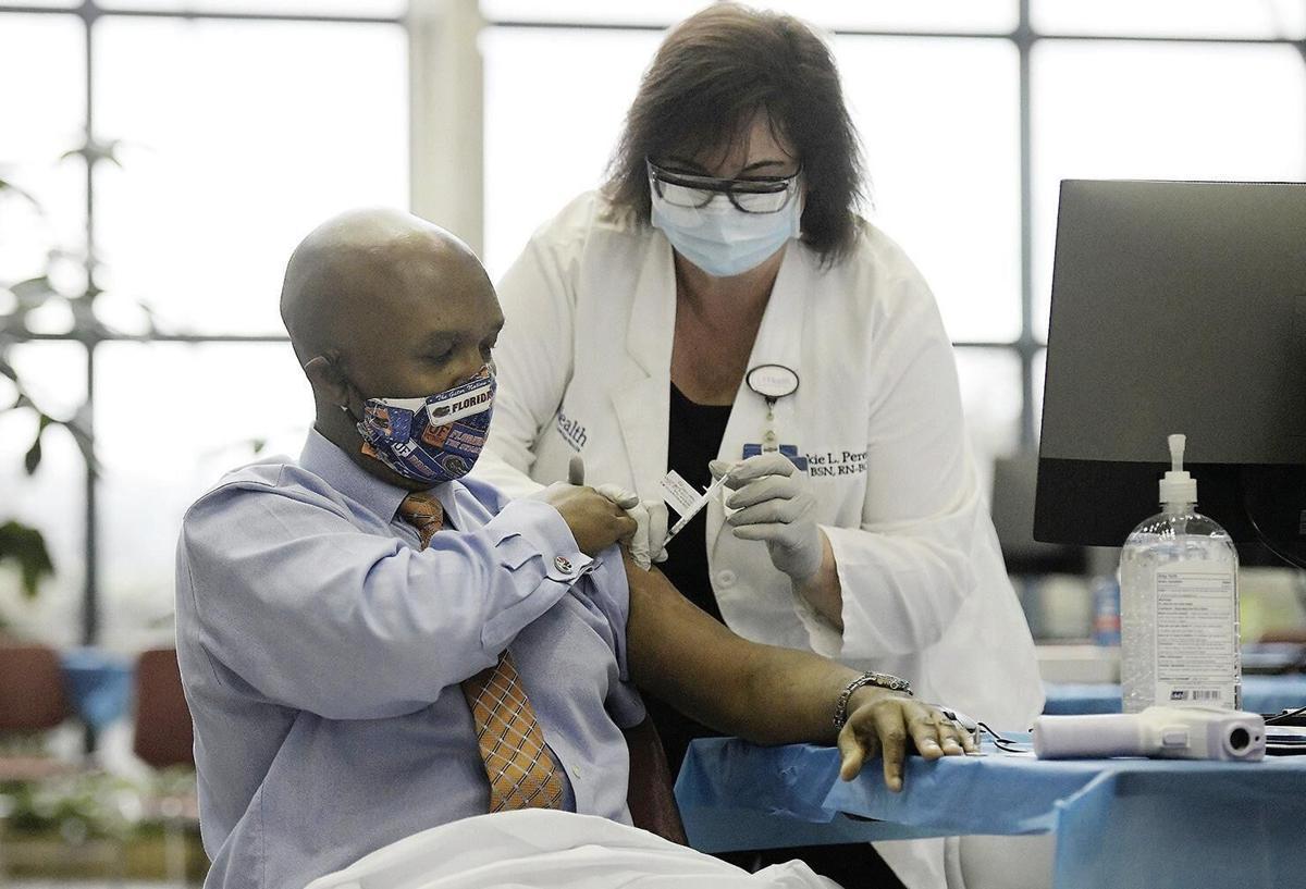 Dr. Leon Haley