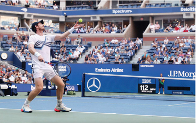 U.S. Open, other events welcome fans
