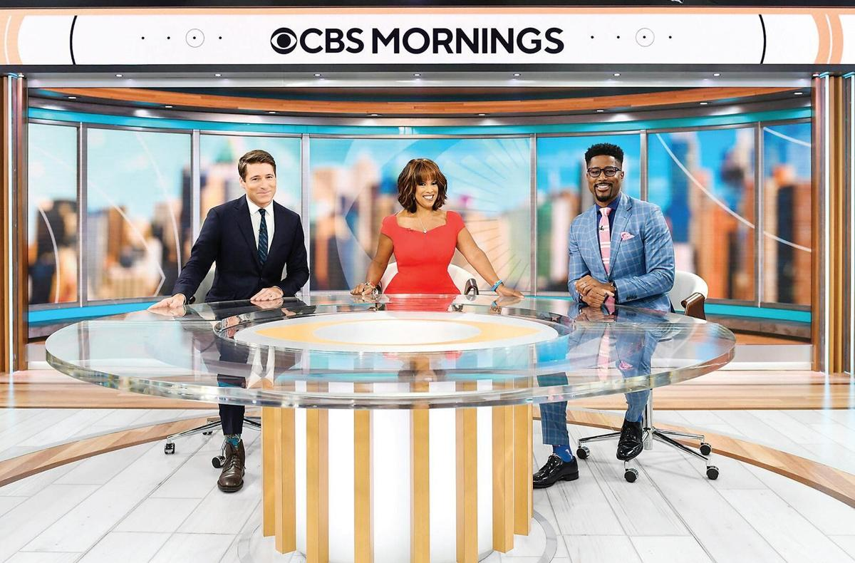 Burleson ready to show his 'layers' on 'CBS Mornings'