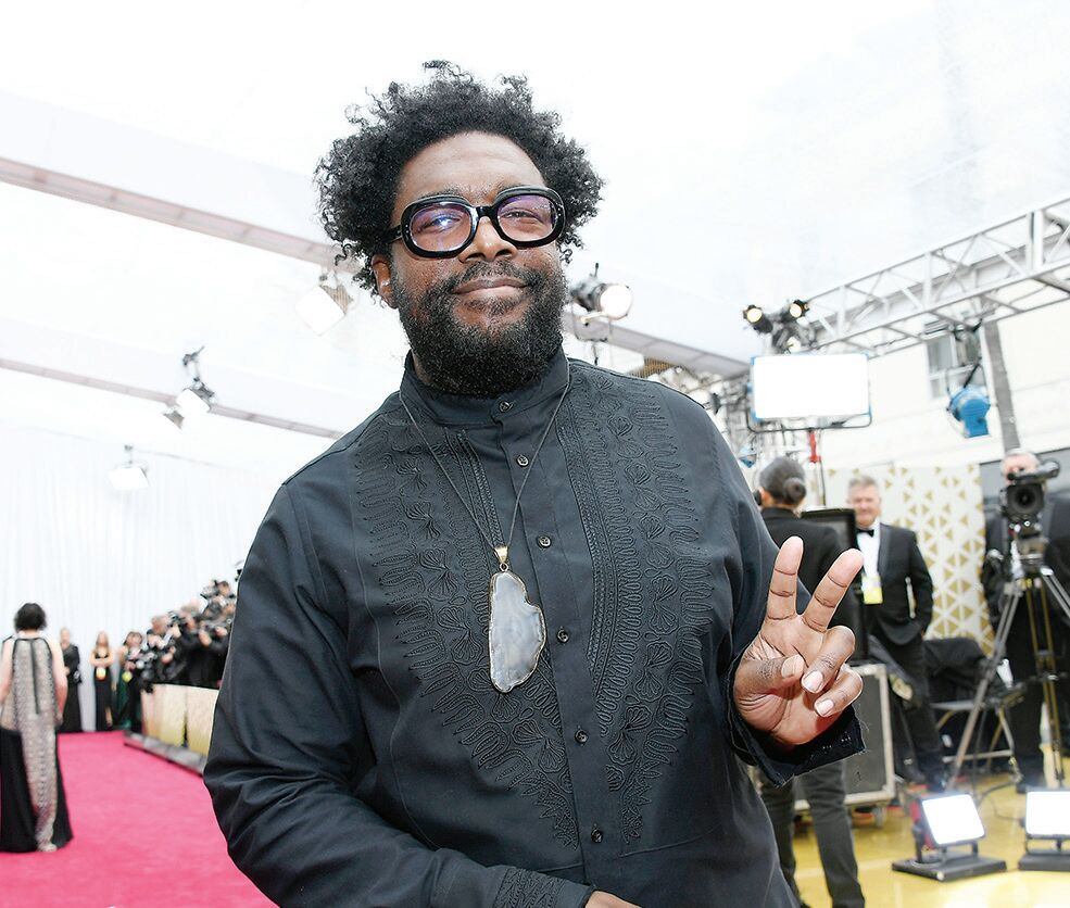 Questlove discusses Black joy and 'Summer of Soul'