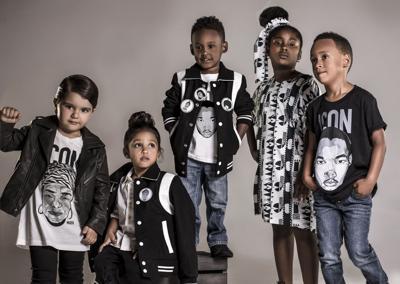Cool Creative Five Kids