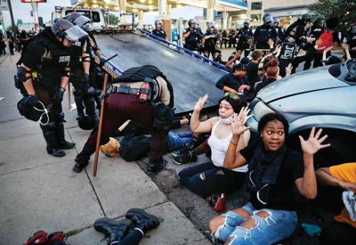 Report: Feds targeted Blacks Lives Matter protesters