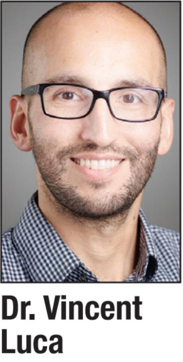 DR. Vincent Luca