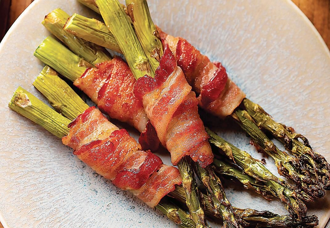 BACON-WRAPPED