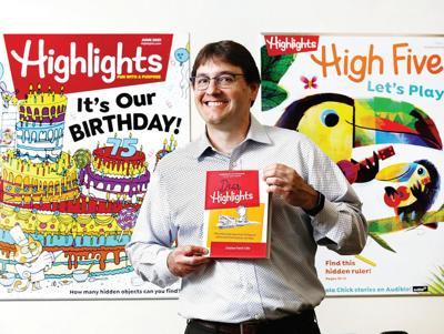 Highlights for Children  magazine celebrates 75 years
