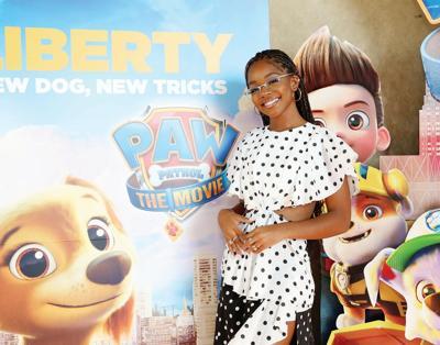 Marsai Martin changing the #blackgirlmagic game in Hollywood