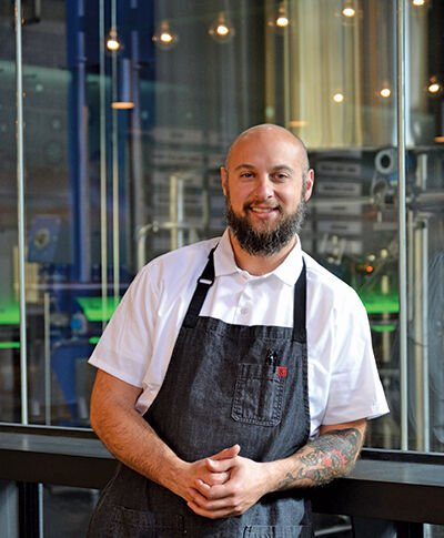 Jorge Guzman - Surly Beer Hall & Restaurant, Brewer's Table