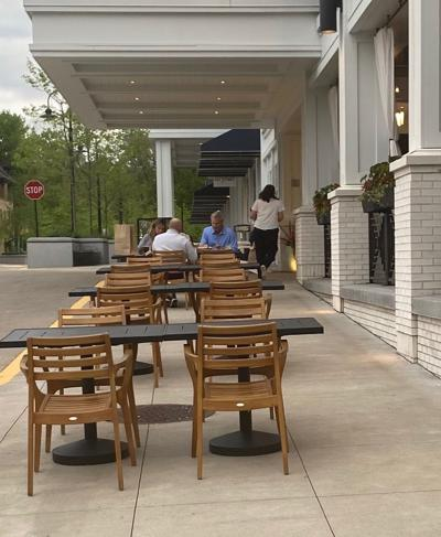 Limited Patio Dining OK, but In-restaurant Dining on Hold