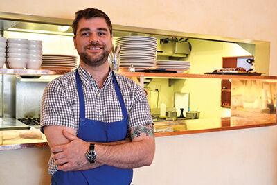Ryan Lund - Lucia's Restaurant