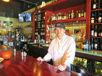 Ingredients Café, Burger Bar: The anti-diva chef