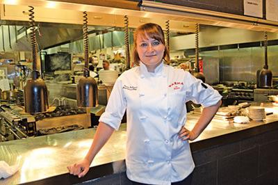 Irina Kolosov – Parma 8200   Mike Dalton – Campiello and Parma 8200
