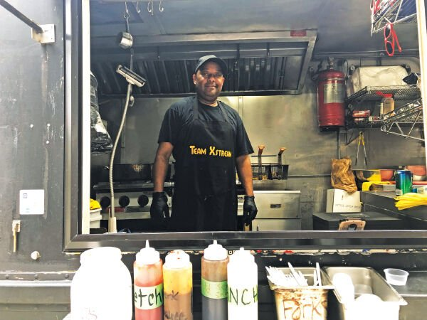 Server Speak: Where Would You Choose to Park Your Food Truck?