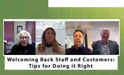 Tips for Welcoming Back Restaurant Staff and Customers