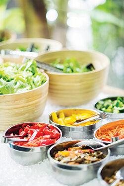 Culinary Curiosities: How the Salad Bar Allegedly Got Its Start