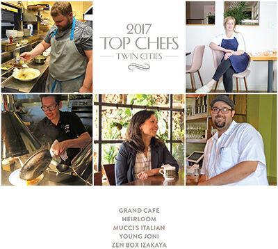 2017 Top Chefs