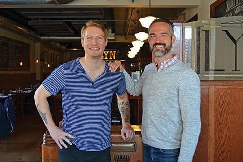 Benjamin Rients – Lyn 65 Kitchen and Bar | Alex Roberts – Restaurant Alma and Brasa