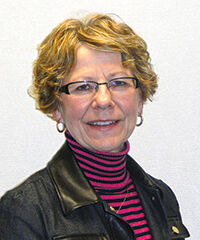 Volunteers at Perspectives; Betty Fisk Retiring