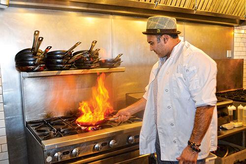 Casablanca: Worldly food with a fresh twist