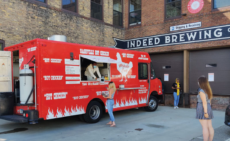 Ask the Expert: Society Insurance on Food Trucks