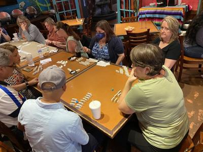 Fun in Fort Bend: Mexican Train