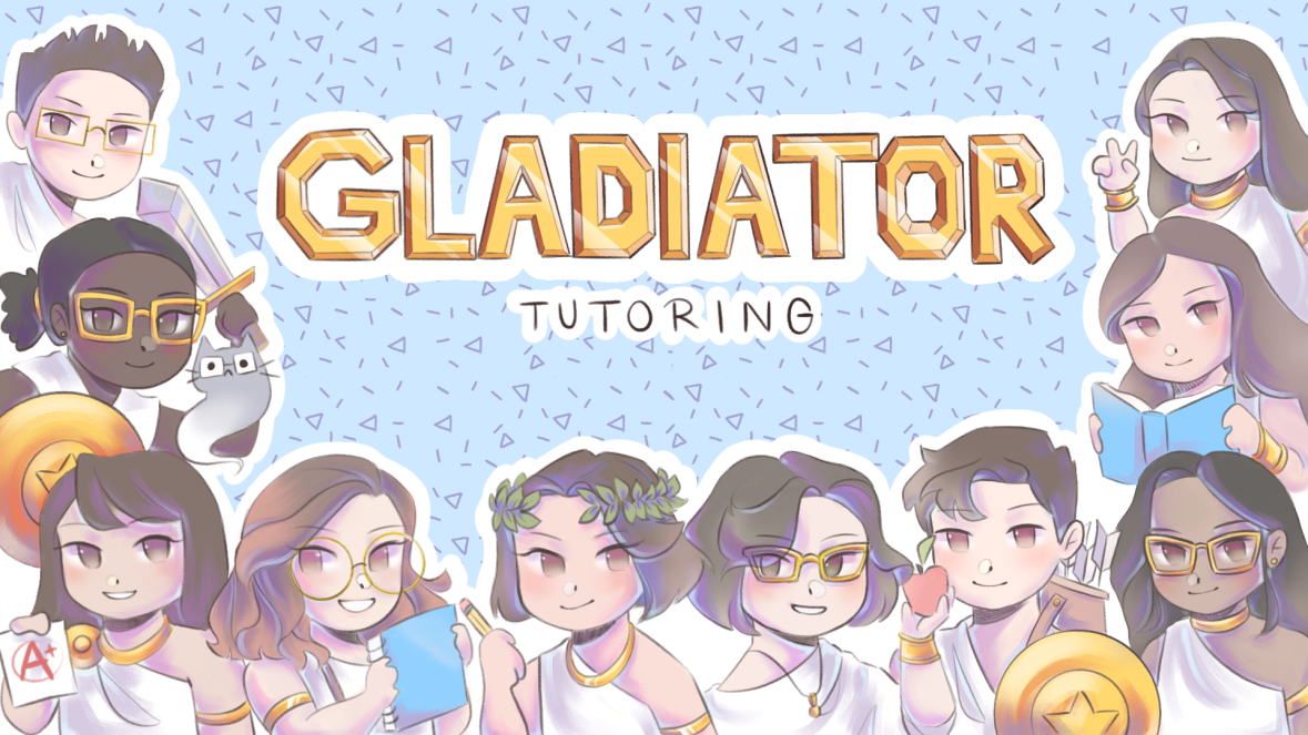 Gladiator Tutoring Logo 2