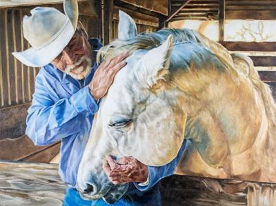 Houston Rodeo Kisinger Elkins