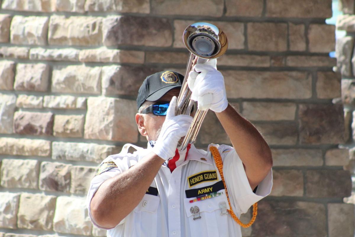 Gilbert Guerrero Honor Guard